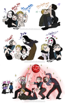 Penny Dreadful - Draw the spuad! I XD by RedPassion