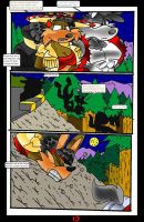 June Coyote Comic. Page 13 by Virus-20