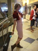 Momocon 2010: Aeris by Chellendora