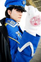 Roy Mustang - Soul of Fire by Hikari-Kanda