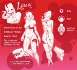 Lavvy Reference Sheet by Croxot