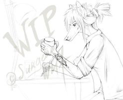 WIP by SurgeonWolf