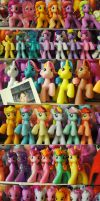 My Little Pony Collection by SynestheticSoul