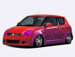 Suzuki Virtual Tuning by Super-Studio