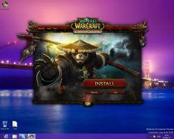 World of Warcraft: Mists of Pandaria BETA by Misaki2009