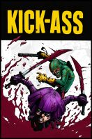 Kick-Ass by logicfun