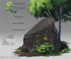 Earthstone concept by KFCemployee