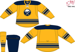 Buffalo Sabres Alternate V1 by thepegasus1935
