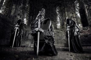 They are the Nazgul, Ringwraiths... by Sam-wyat