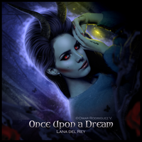 Lana del Rey - Once Upon a Dream by OmarRodriguezV