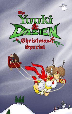 The Yuuki and Dasien Christmas Special by Neilsama