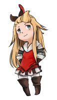 Bravely Default_Edea by JKLiew92