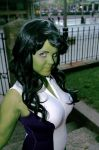 Mean and Green by Red-Ribbon-Cosplay