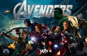The Avengers banner by DComp