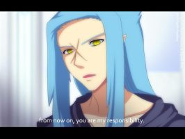Saix: You're My Responsibility by Slypht