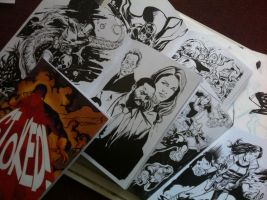 STOKED Sketchbooks for Sale by stokesbook