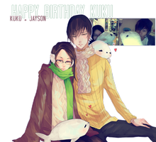 happy birthday kuku by judaru