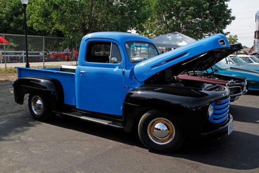 1950 Ford F-1 Pickup by tonysphotos