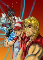 Capcom vs SNK by sentei