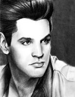 Elvis Presley by ZeePonj