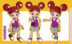 Magical Doremi by RosaKiddy