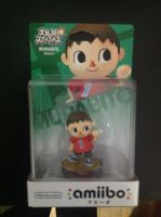 Amiibo #32 - Villager by DestinyDecade