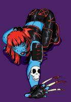 Crawling-Colored by SpectratheRestless