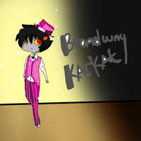 Broadway Karkat by XxLuna-EclipseXx