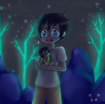 John and Casey by LiveWireGoth