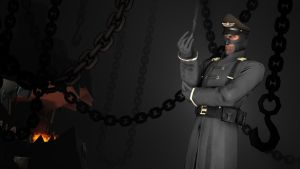[SFM] Chains of pain by RayDraca