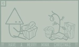 MINIK CHRISTMAS by zxephin