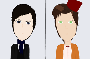 The Consulting Detective And Oncoming Storm by lollimewirepirate
