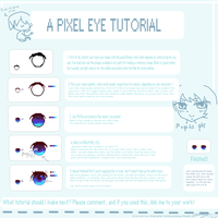 Pixel Eye Tutorial! - 3 -)~ by ATEL1ER