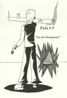 Rules of the Internet Rule 3 by Fedorian-Class