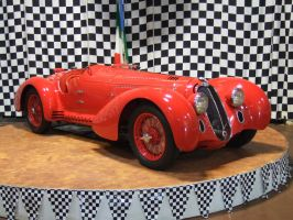 Alfa Romeo 8C 2900 MM by Aya-Wavedancer