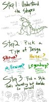 5 Steps to Draw Your Very Own Godzilla! :D by RoFlo-Felorez