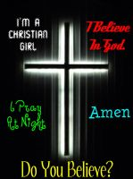 Are You A Christian? by Maryyas-Darkness