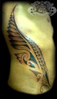 Maori rib by state-of-art-tattoo