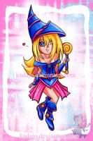 Dark Magician Girl by Kadajo
