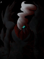 Darkrai - A Nightmare by TonyFicticium