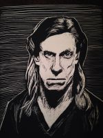 Iggy Pop by topher416
