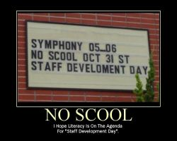 No Scool by dburn13579