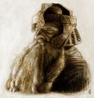 Gimli by howard-shore