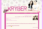 KRYBER LIVEJOURNAL THEME 1.1 by Amberfied