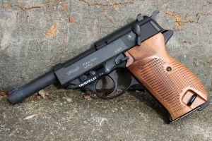 Walther P1 by PLutonius