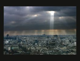 a Wiew from Eiffel by Dore by art-o