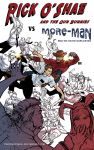 Rick O'Shae vs More-Man by thecreatorhd