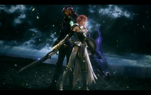 Final Fantasy XIII-2 wallpaper by xMystogan