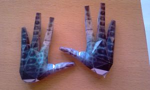 UT2k4: Damarus Hands by Destro2k