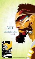 Art of the Warrior by braeonArt